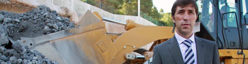 ADEC tindrà la primera i única planta de valorització d'escòries siderúrgiques de Catalunya