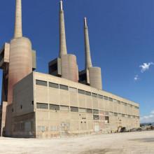 Projecte de desmantellament i demolició dels aiguamolls de captació i canals de descàrrega d'aigua de refrigeració