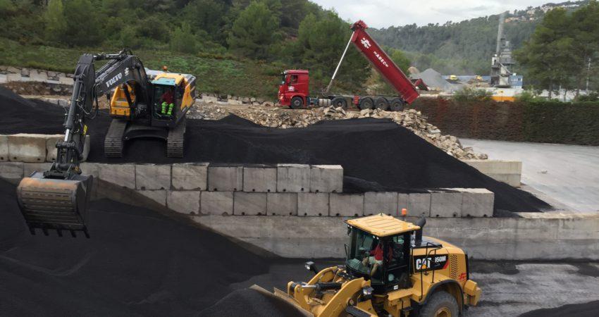 Conservación de carreteras y la Demarcación de Carreteras del Estado visitan Adec Global