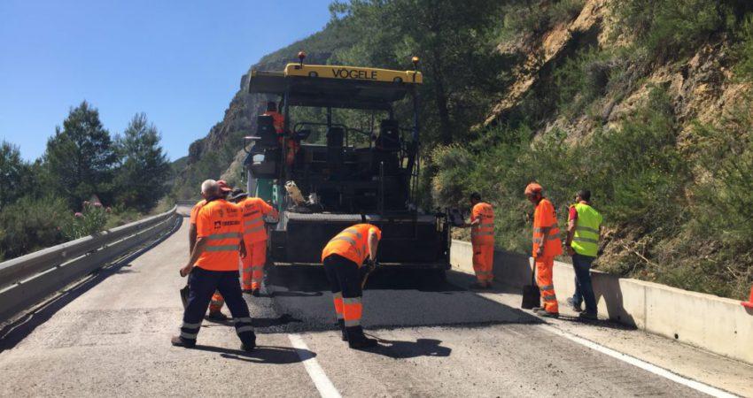La Diputació de València aposta per l'àrid siderúrgic d'Adec Global